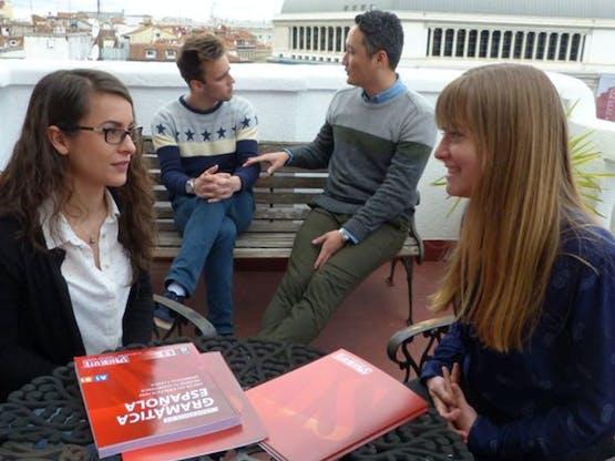 <strong>Espanhol Geral | Escola SPRACHCAFFE LANGUAGES PLUS </strong>