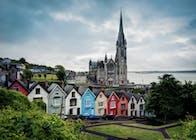 Inglês + Trabalho em Cork