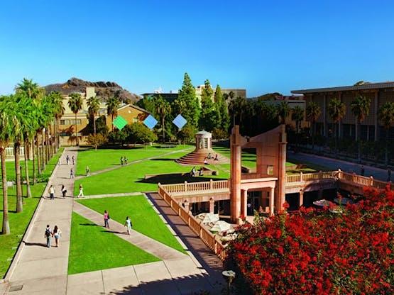 <strong>Arizona State University</strong>