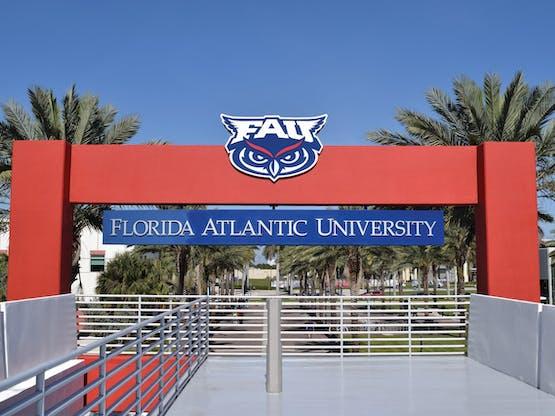 <strong>FAU - Florida Atlantic University</strong>