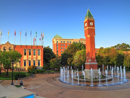 <strong>BOLSA DE ESTUDO NOS EUA</strong><br>Faça a sua graduação na Saint Luis University
