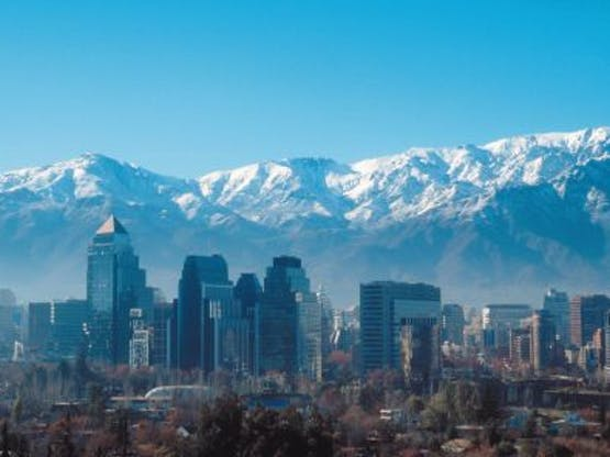<strong>Santiago do Chile</strong>