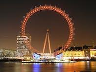 Inglês em Londres + Tour Paris