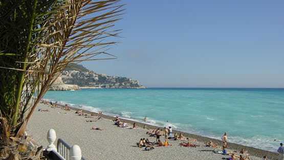Francês em Nice