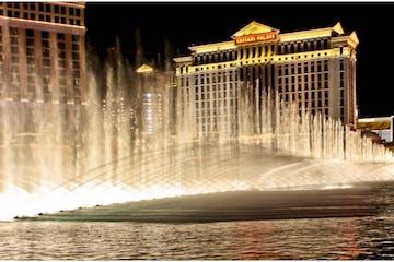 Las Vegas :: City Night Lights