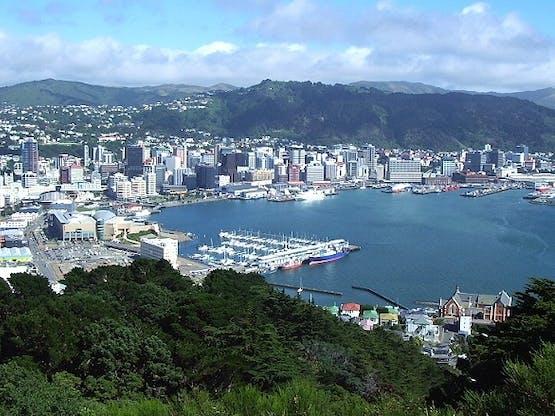 Wellington - Nova Zelândia