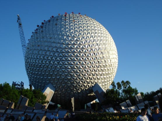 Disney - Epcotcenter