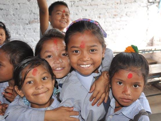 Nepal Volunteer