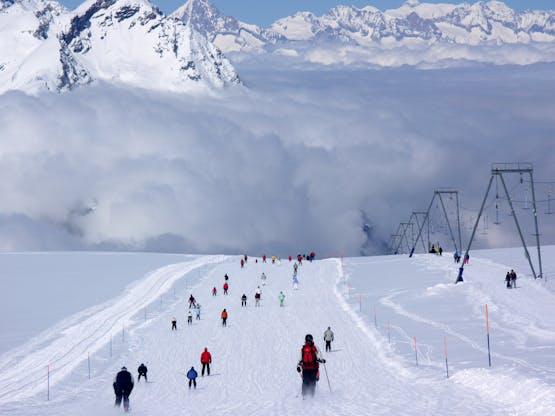 Mochilão® Suíça Adventure