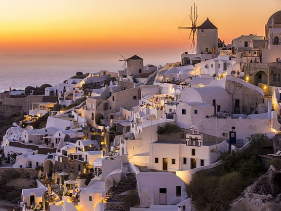 Grécia – Atenas, Mykonos e Santori