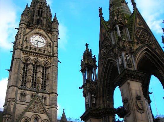 Manchester, GRA