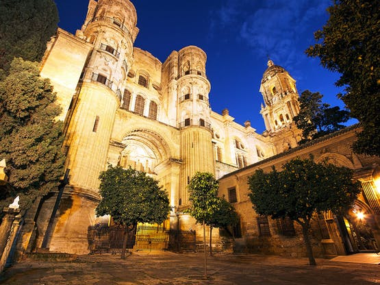 Catedral de Málaga, Espanha