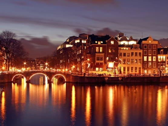 Mochilão® em Amsterdã