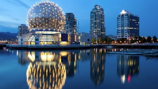 Inglês em Vancouver + Tour Toronto
