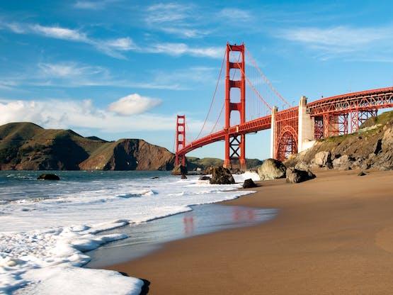 Golden Gate. San Francisco, EUA