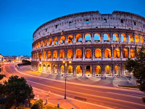 Coliseu. Roma, Itália