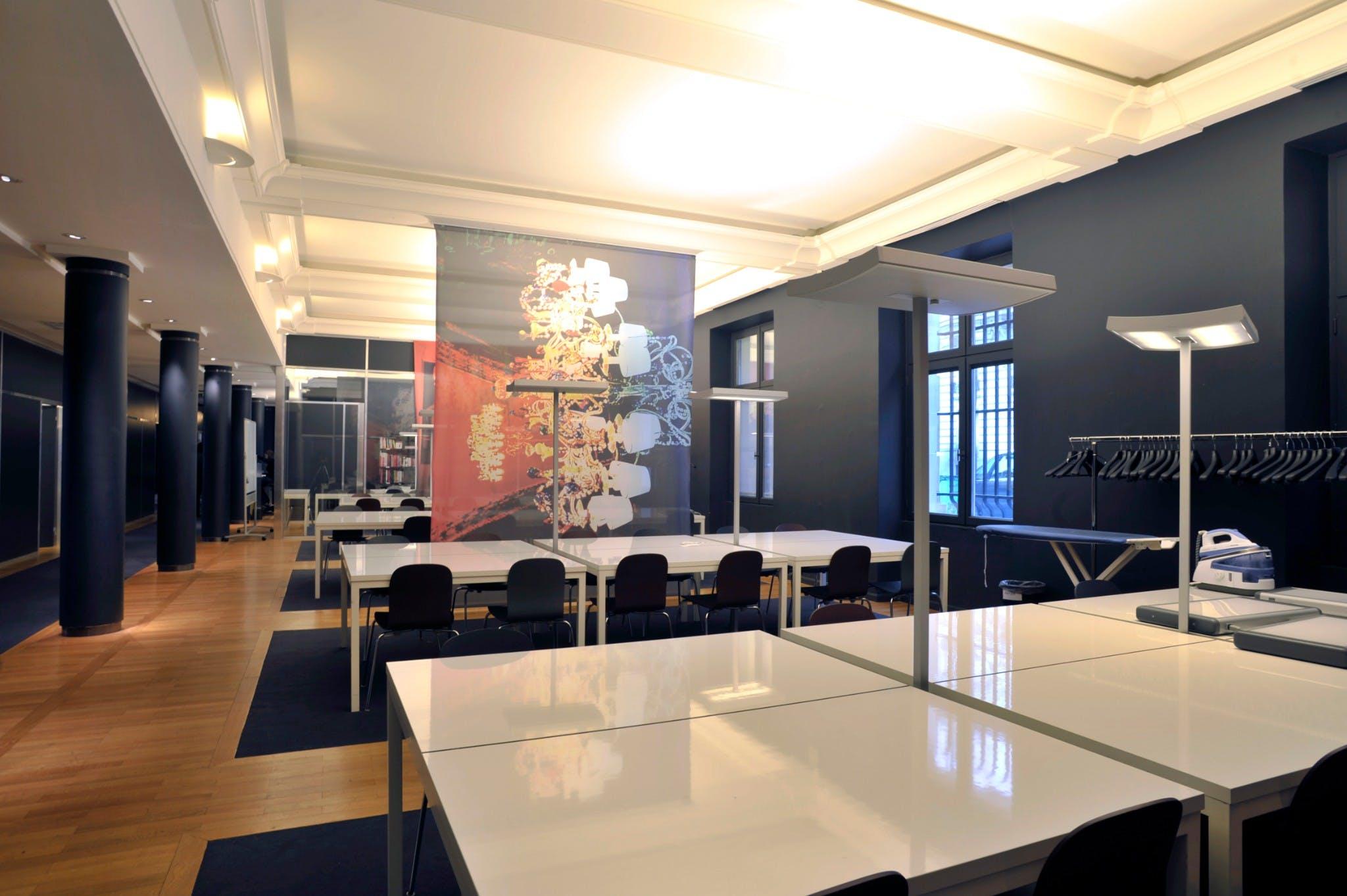 Istituto marangoni cursos profissionalizantes estudar for Istituto grafico pubblicitario milano
