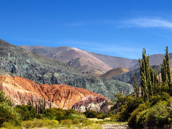 Cerro das Sete Cores, Purmamarca