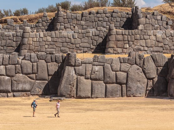 Sítio Arqueológico Sacsayhuaman, Cusco