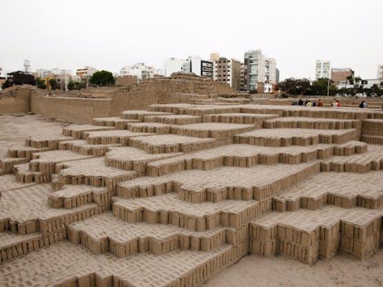 Sítio Arqueológico Huaca Pucllana, Lima