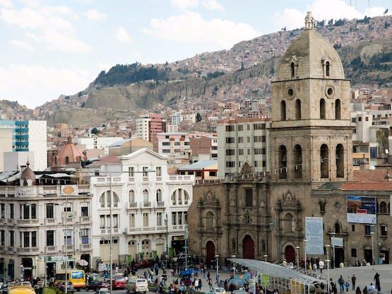 Igreja de São Francisco, La Paz