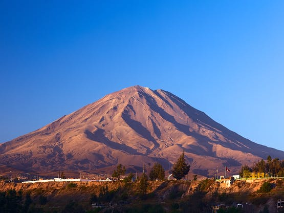 Vulcão Misti, Arequipa