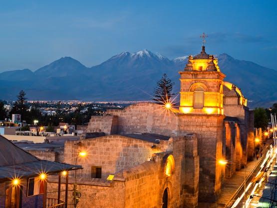 Monastério de Santa Catalina, Arequipa