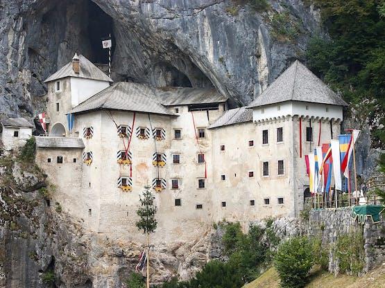 Castelo Predjama, Eslovênia