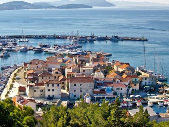 Vodice, Croácia