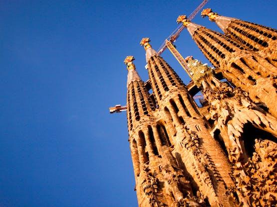 Templo Expiatório da Sagrada Família, Barcelona