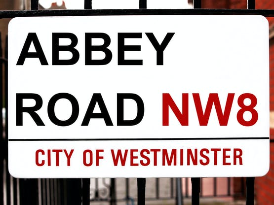 Abbey Road. Londres, Inglaterra
