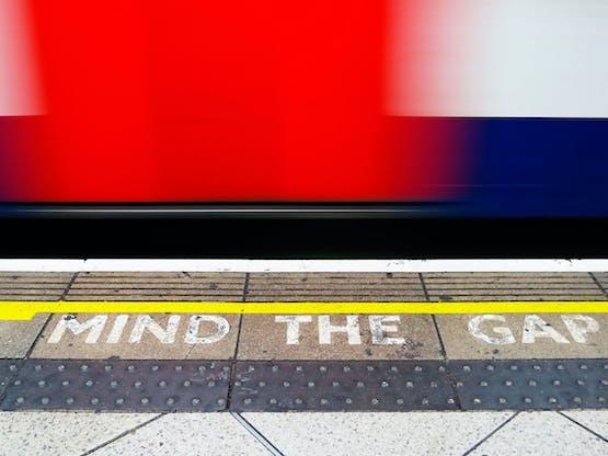 Metrô. Londres, Inglaterra