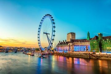 Inglês em Londres + Tour em Paris