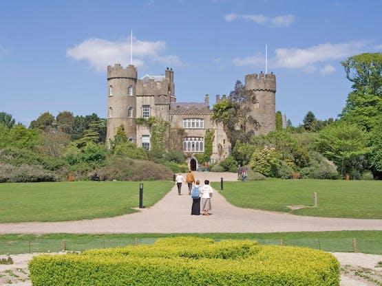Castelo Malahide. Dublin, Irlanda