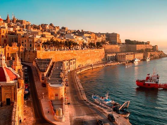 Intercâmbio Malta - Valeta, Malta