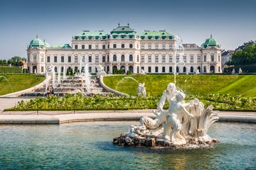 Viena :: Belvedere Palace - Ticket Combinado