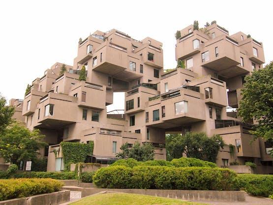 Complexo de casas Habitat 67