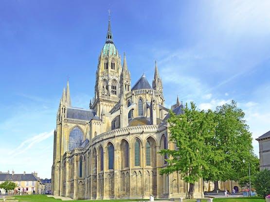 Catedral Notre-Dame de Bayeux