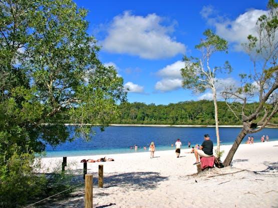 Lago McKenzie, Fraser Island