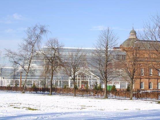 Museu People's Palace. Glasgow, Escócia
