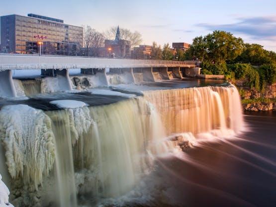 Cachoeiras do rio Rideau