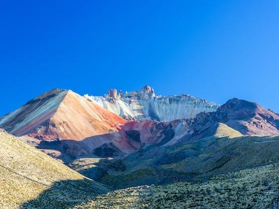 Vulcão Tunupa, Salar de Uyuni