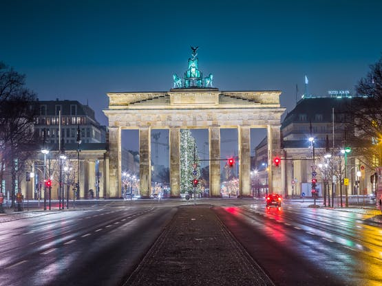 Brandenburg Gate, Berlim