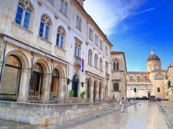 Arquitetura de Dubrovnik