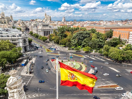 Plaza de Cibeles, Madri