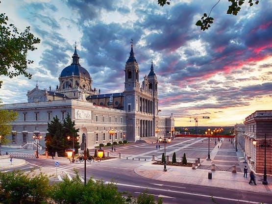 Palácio Real de Madri
