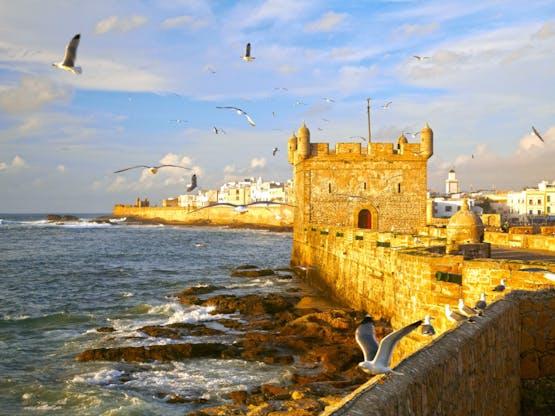 Forte de Essaouira, Marrocos
