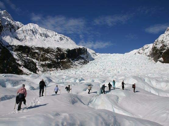 Fox Glacier, Nova Zelândia