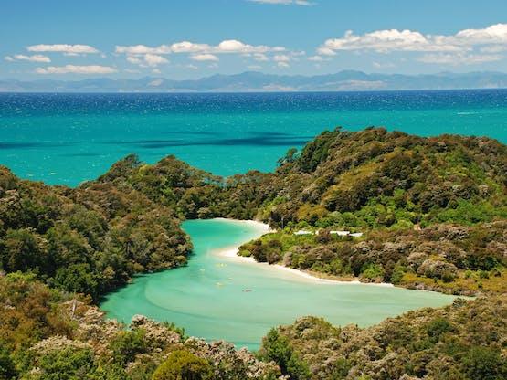 Abel Tasman National Park, Nova Zelândia