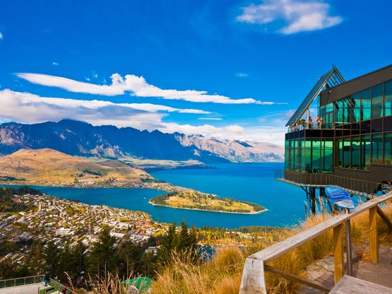 Queenstown, Nova Zelândia